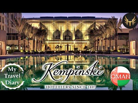KEMPINSKI RESORT | OMAN | FOOD LOVE | MY TRAVEL DIARY