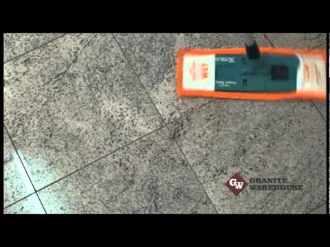 How to clean dirty grout joints in your tiles - MB Stonecare MB 2.