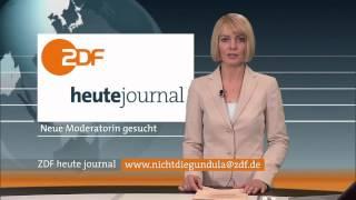 ZDF heute journal: Gundula schlägt zurück