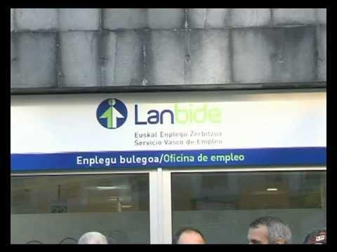 Hoy se ha abierto la oficina de lanbide en barakaldo for Oficinas lanbide
