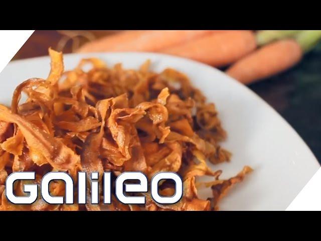 DIY Snacks | Galileo | ProSieben