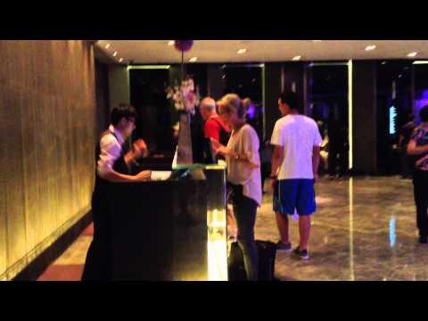 The Mira Hong Kong - Luxury 5* Hotel in Tsim Sha Tsui RECEPTION