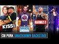 Orton KISSES Cena🤣, PUNK Smackdown BACKSTAGE, High Ratings After Rock, Undertaker FOX