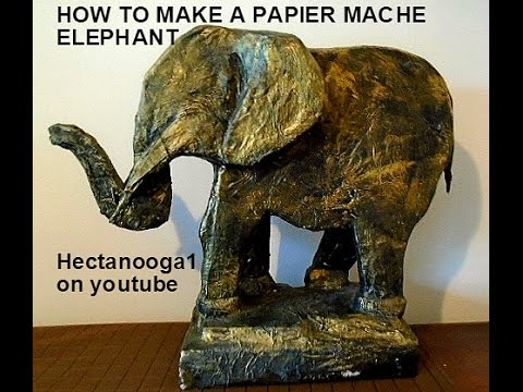 papier-mache-elephant,-how-to-make-an-elephant-diy-sculpture,-4.59-min.