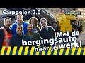 Carpoolen 2.0 - Met de bergingsauto naar je werk! - Low Car Diet 2016