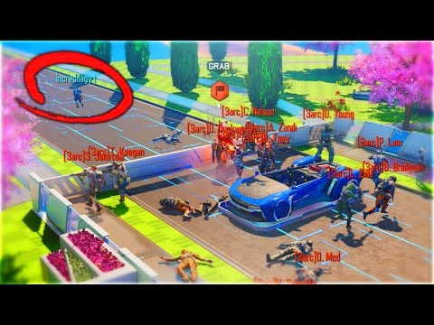 OUTSIDE OF NUKETOWN..? (Black Ops 3 HIDE AND SEEK SECRET SPOTS)