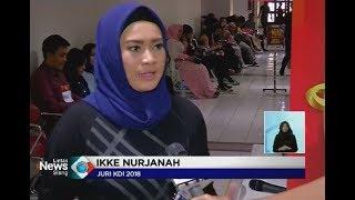 Dipercayakan sebagai Juri, Ini Harapan Ikke Nurjanah untuk Para Kontestan KDI 2018 - LIS 09/07