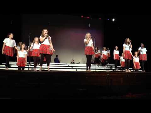 Des Moines Rider Rhythm Show Choir - May Revue 2015