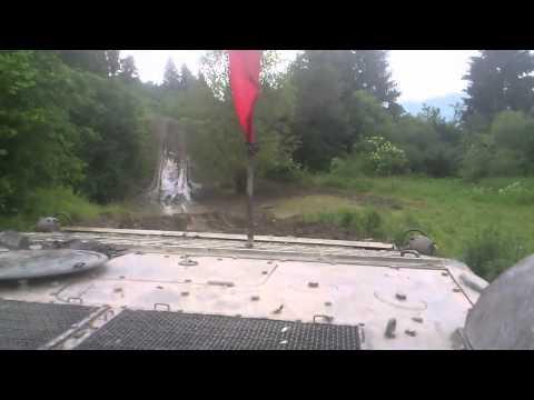 Jazda tankom (BVP) - Podbiel Orava