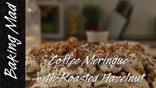 Eric Lanlard's Coffee Meringue With Roasted Hazelnut