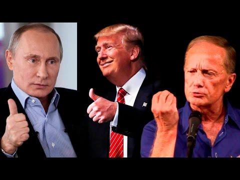 Между Трампом и Путиным произошел БРОМАНС!