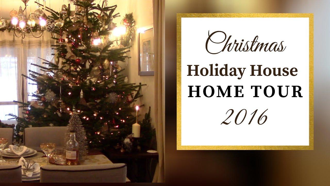 Christmas Tours.Holiday House 2016 Christmas Home Tour