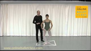 Learn Ballet Online, Dictionary Demi-Plie