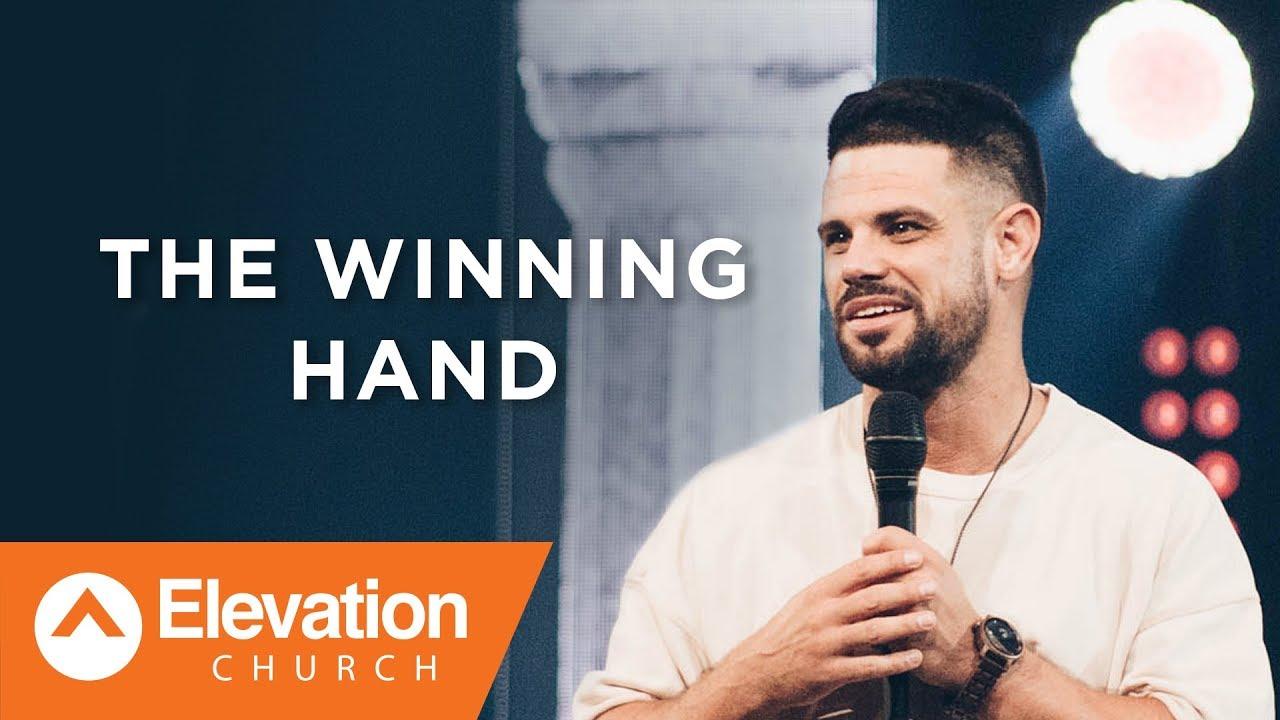 The Winning Hand | Bars & Battles | Pastor Steven Furtick