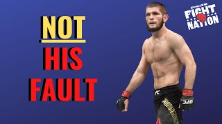 Do Not Blame Khabib Nurmagomedov for UFC 249 | Luke Thomas