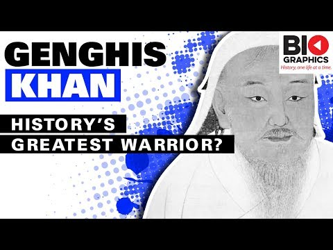 Genghis Khan: His Life And His Legacy