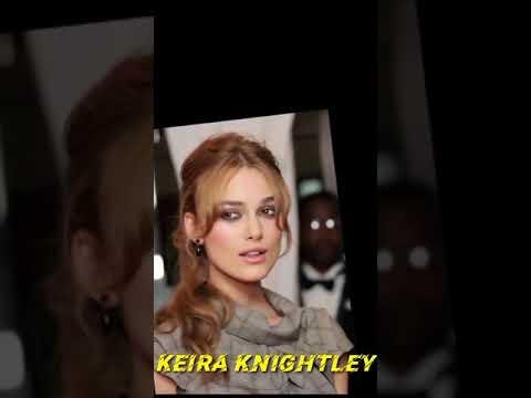 Keira Knightley beautiful smile