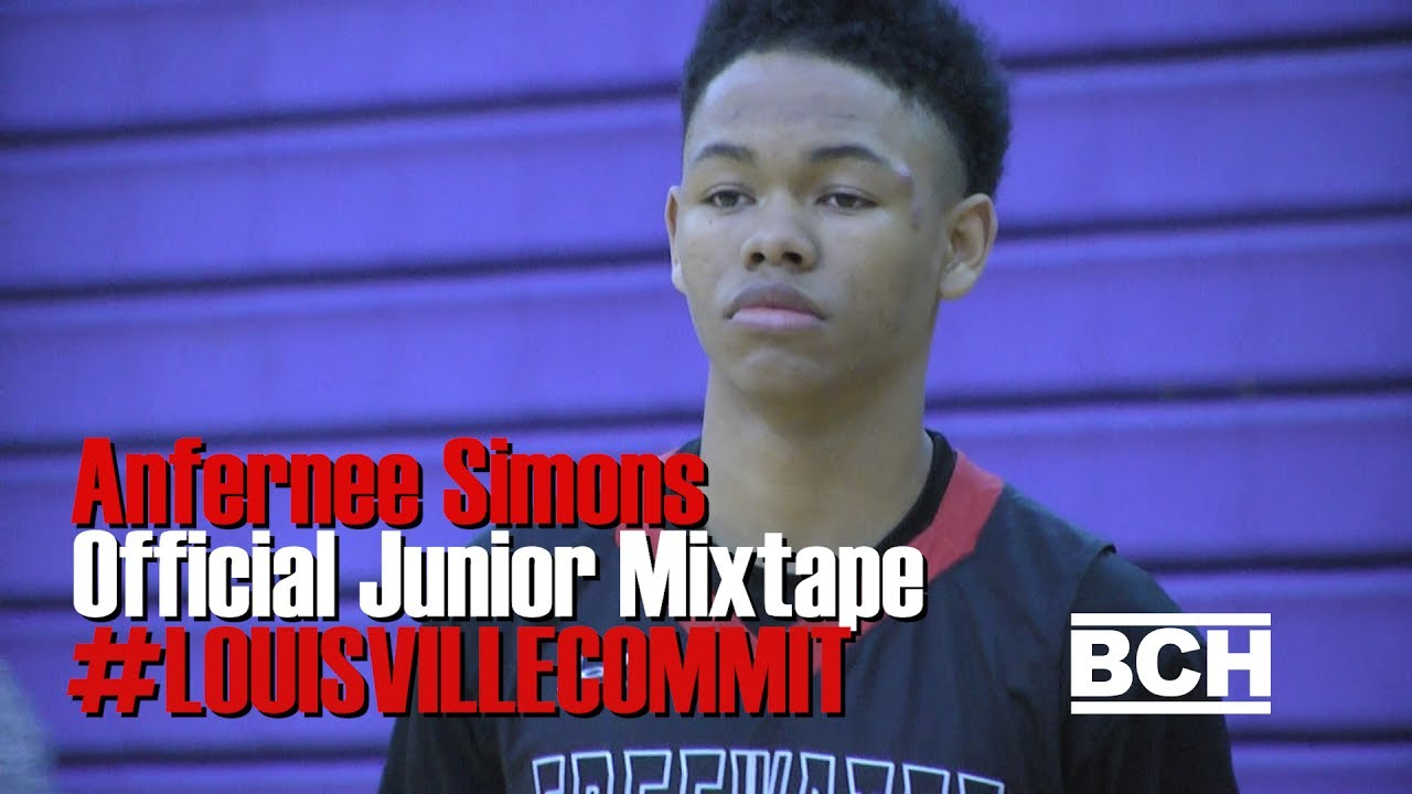 Anfernee Simons Is Unstoppable!! The Nations Most Prolific Scorer!   Official Junior Mixtape! a0927a230