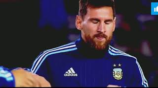 Messi- Devil Eyes Best Goals and Skills 17-18 Video