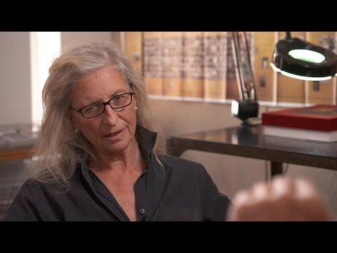 Annie Leibovitz on using the camera as an artist