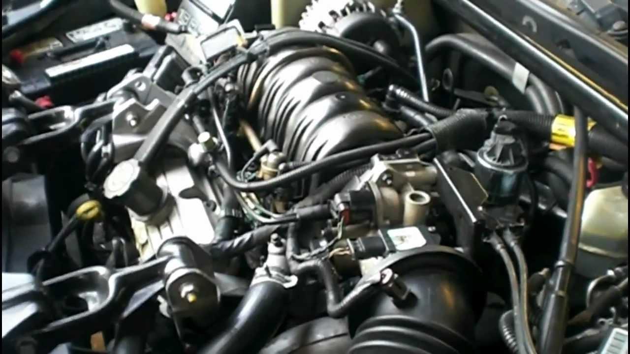 Impala LS 38 Bad mass air flow sensor?  YouTube