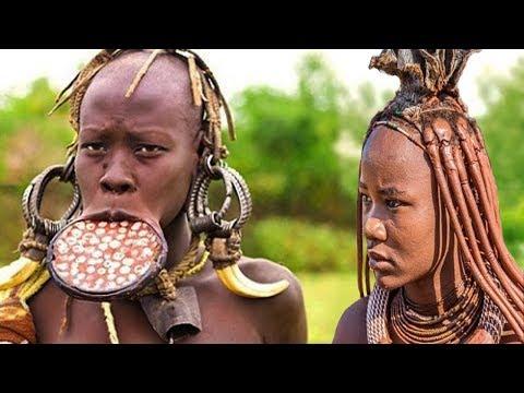 7 Tradisi Kecantikan Paling MENGERIKAN Di Dunia !!!