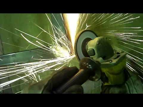 Steel fabrication work pt 1