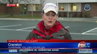Susan Campbell Drops Dead on WPRI 12