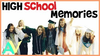 My Crazy High School Memories Story Time! / Aud Vlogs