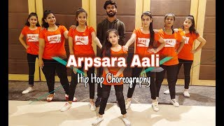 Apsara Aali | Hip Hop Dance Choreography | Stage Performance