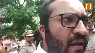 DUSU 2018: NSUI president Fairoz Khan demands re-election after EVM glitch issue