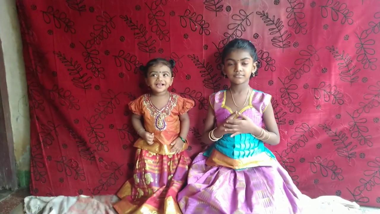 Tamil Nursery Rhymes for kids | கை வீசம்மா | Kai Veesamma ...