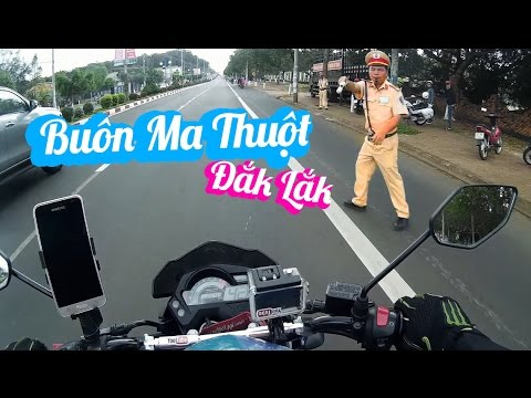 BUÔN MA THUỘT ĐAKLẮK | CHẶNG VỀ 2 HỘI AN - SÀI GÒN | Vietnam motovlog