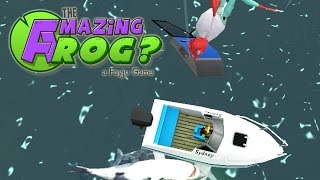 THE AMAZING FROG? - Trying to Land on the Boat - Part 26