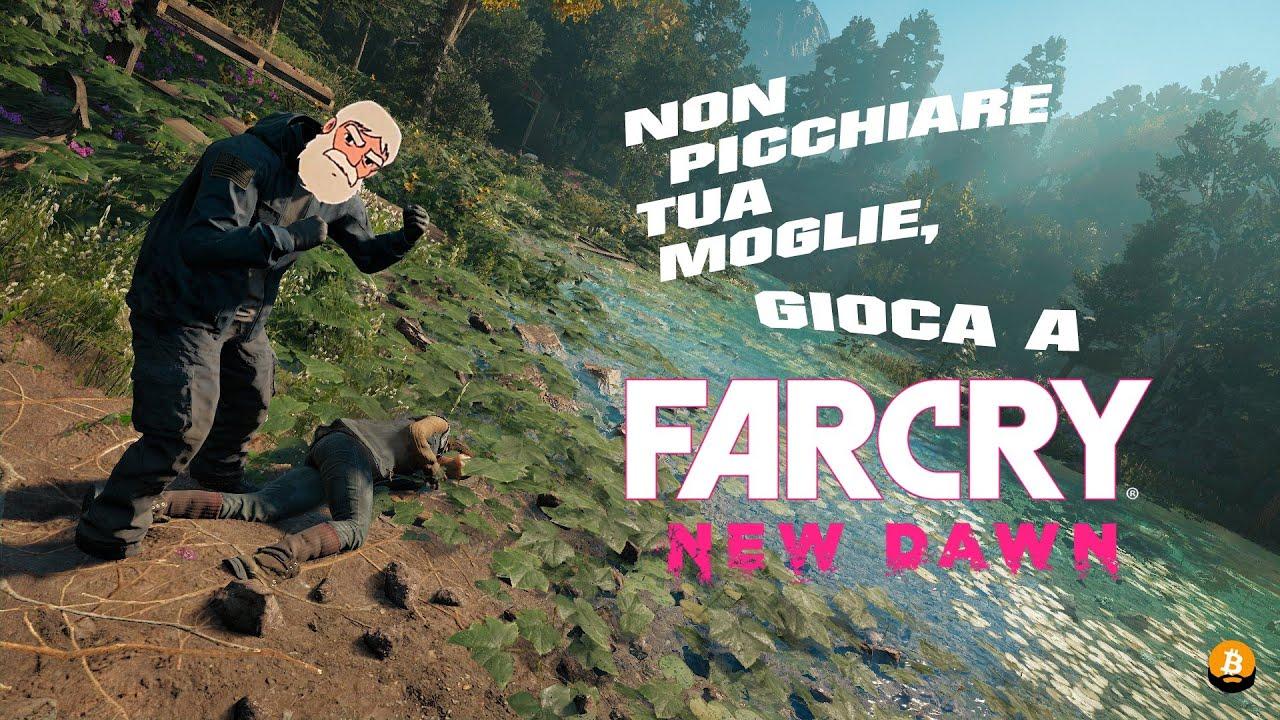 Far Cry New Dawn - UNA STORIA DI VIOLENZA