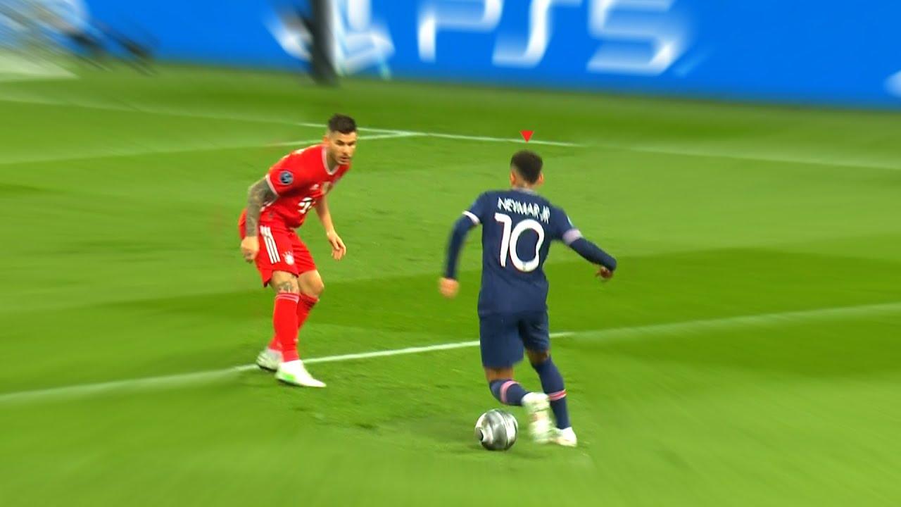 Humiliating Skills in Football 2021 ᴴᴰ