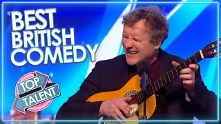 BEST COMEDIANS On Britain\'s Got Talent! | Top Talent