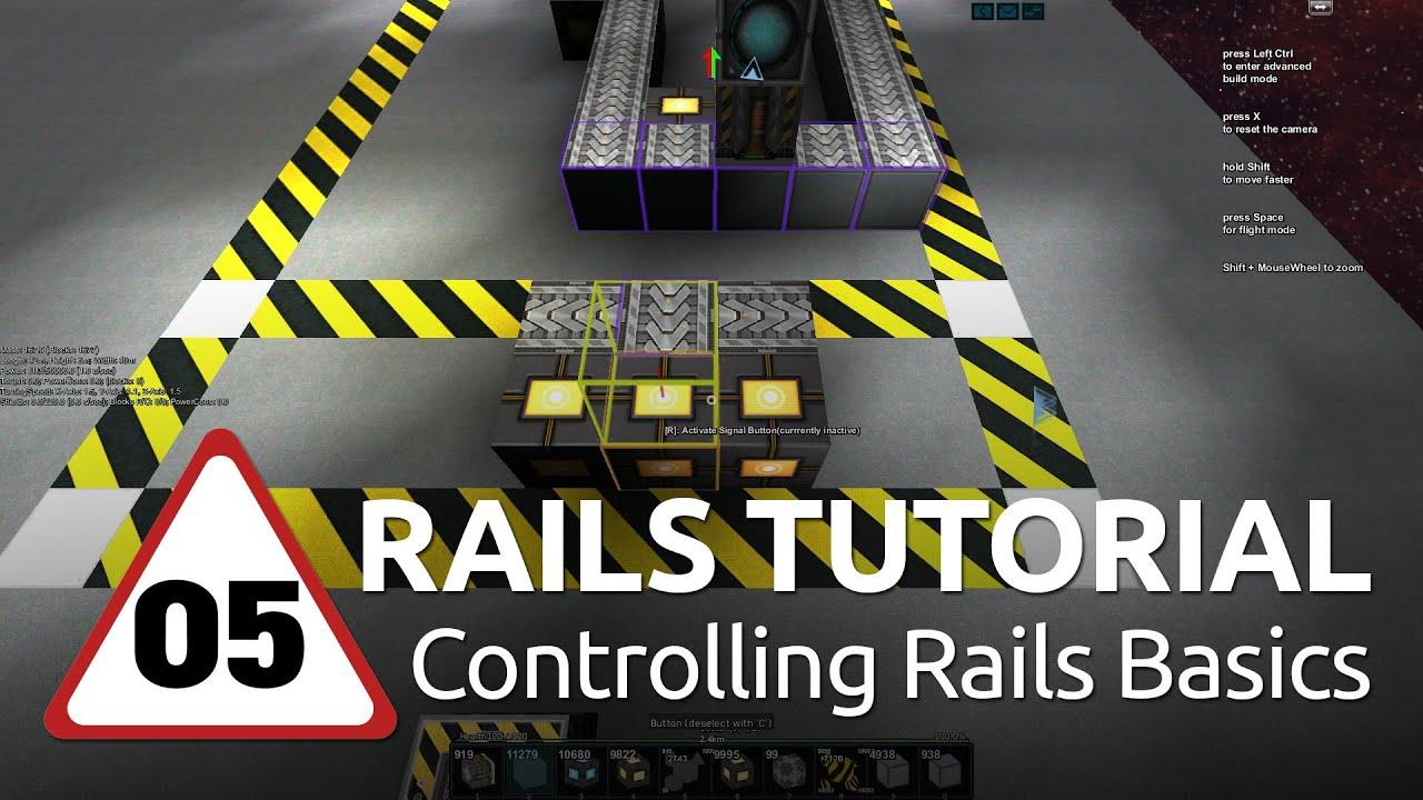 starmade how to make rail turrets