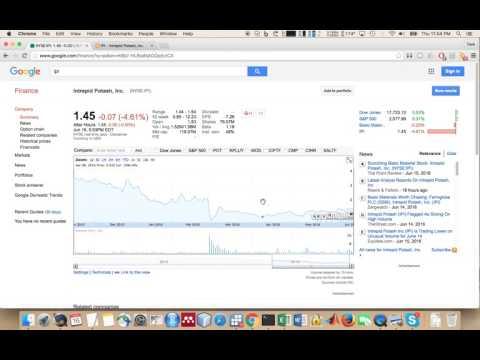 Buy IPI - Intrepid Potash - June 16, 2016