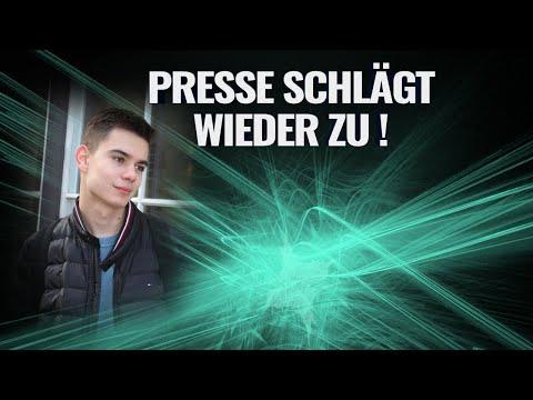 PRESSE SCHLÄGT WIEDER ZU!