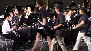 casmec cbda all state ca 2016 junior high symphonic band san jose ca