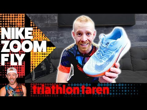 competitive price acf6a e12ee NIKE ZOOM FLY Review  some of the best TRIATHLON SHOES to go fast