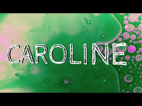 Raised on TV - Caroline (Lyric Video)
