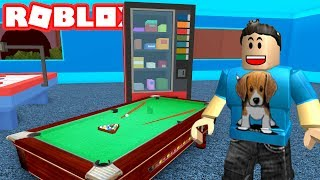 FLOOR EXPANSION, VENDING MACHINES AND NPCS IN ROBLOX ARCADE TYCOON (UPDATE 0.3.1)