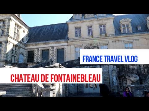 Jalan-jalan ke Chateau de Fontainebleau - France Travel Vlog