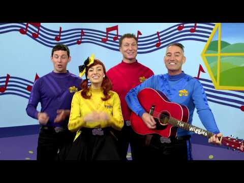 The Wiggles wish Kev a Happy Birthday