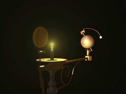 Planetary Machines Exhibition Animation - Tellurium Felkl