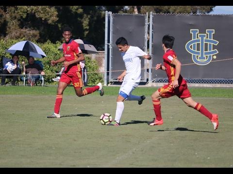 '00/'01: Pateadores Academy vs Real Salt Lake AZ