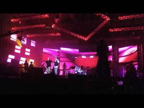 Sukhwinder Singh   Vishal Dadlani Live   Bollywood Music Project (BMP)
