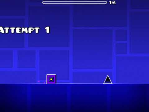 Este Nivel De Geometry Dash Es Imposible, Ayuda